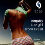 KINGSLEY - The Girl From Brazil (Front Cover)