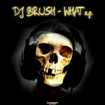 DJ BRUSH/CHRIS CRUSHER - What EP (Front Cover)