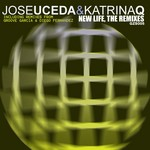 UCEDA, Jose/KATRINA Q feat IRENE - New Life, The Remixes (Full Release) (Front Cover)