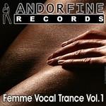 Diverse - Femme Vocal Trance Vol. 1 (Front Cover)