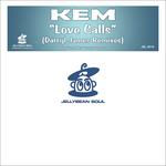 KEM - Love Calls (Darryl James remixes) (Front Cover)
