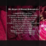 VARIOUS - We Create A Mental Atmosphere (Back Cover)