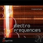 VARIOUS - Electro Frequencies (Front Cover)
