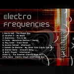 VARIOUS - Electro Frequencies (Back Cover)