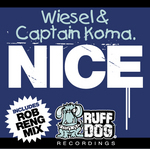 WIESEL/CAPTAIN KOMA - Nice (Back Cover)