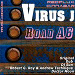 VIRUS J - Road A6 (Front Cover)