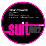 ARGOMEDO, Fabian - We Are Two EP (Back Cover)