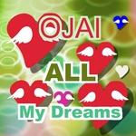 OJAI - All My Dreams (Back Cover)