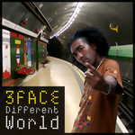 3FACE - Different World (Front Cover)