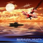 FREW & THE SHOPLIFTAS - Bermuda Nights (Front Cover)