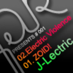 J LECTRIC - Zoid! (Back Cover)