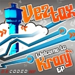 VEZTAX - Welcome To Kranj EP (Front Cover)