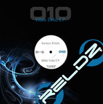 ESPION/STDJZ - Vitbio Exito EP (Front Cover)