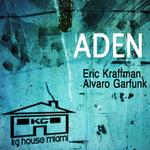 KRAFFMAN, Eric & ALVARO GARFUNK - Aden (Front Cover)
