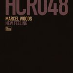 WOODS, Marcel - New Feeling (Front Cover)
