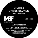 CHAIM & JAMES BLONDE - Roxy Feeling (Front Cover)
