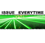 ISSUE - Everytime (Front Cover)