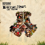 HEART, Brennan - Get Wasted (DefQon 1 Anthem 2007) (Front Cover)
