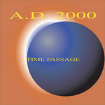 AD 2000 - Time Passage (Front Cover)