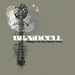 BRAINCELL - Mind Over Matter (Front Cover)