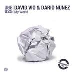 NUNEZ, Dario & DAVID VIO feat STELLA - My World (Front Cover)
