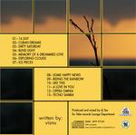 VISNU - Memory Of A Dreammed Love (Back Cover)