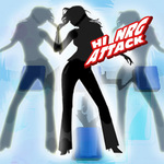 NIKITA JR - Dancing Is My Fever (Front Cover)