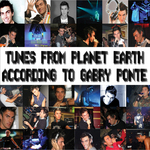 PONTE, Gabry - Tunes From Planet Earth According To Gabry Ponte (Front Cover)