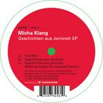 KLANG, Micha - Geschichten Aus Jemineh EP (Front Cover)