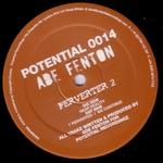 FENTON, Ade - Perverter 2 EP (Front Cover)