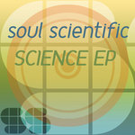 SOUL SCIENTIST - Science EP (Front Cover)