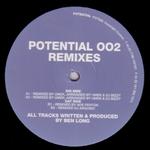 LONG, Ben - Potential 2 (Remixes) (Front Cover)