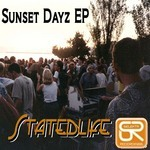 STATEDLIFE - Sunset Dayz EP (Front Cover)
