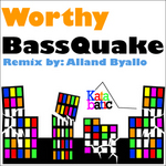 WORTHY - Bass Quake (Front Cover)