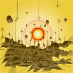 KIKUCHI, Keisho - Resonance Of The Sun (Front Cover)