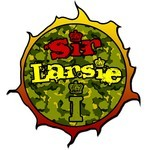 SIR LARSIE I/STEVE STEPPA - Blessed Eyes EP (Back Cover)