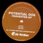 FENTON, Ade - Perverter EP (Front Cover)
