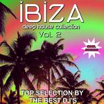 VARIOUS - Ibiza Deep House Collection Vol. 2 (Front Cover)