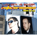 ZETA, Luca vs SANDER - Zetazeroseven (Front Cover)