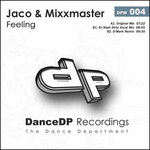 JACO & MIXXMASTER - Feeling (Front Cover)