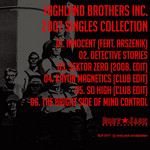 HIGHLAND BROTHERS INC - 2007 Singles Collection (Back Cover)