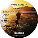 SALTO, Gregor & FRIENDS - Mexer EP (Front Cover)