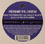 PILGREM, Rennie feat ASHLEY SLATER - The Preacher (Front Cover)