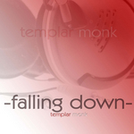 TEMPLAR MONK - Falling Down (Front Cover)