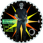 MONDWEST - Westworld EP (Front Cover)