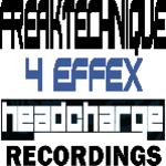 FREAK TECHNIQUE - 4 Effex (Front Cover)