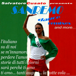 VARIOUS - Salvatore Cusato Presents Sanremo Dance Remixes & More (Front Cover)