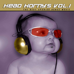 HEAD HORNY'S - Head Horny's Vol.1 (The Best Spanish Dance Music) (Front Cover)