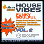 VARIOUS - House Vibes - Funky Soulful Vol 2 (Front Cover)