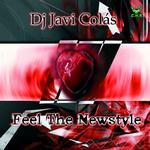 DJ JAVI COLAS - Dj Javi Colas (Front Cover)